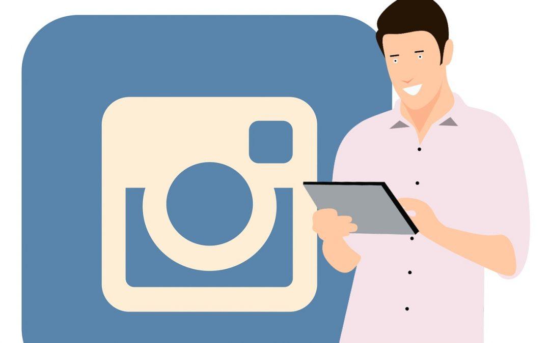 El pequeño saltamontes e Instagram