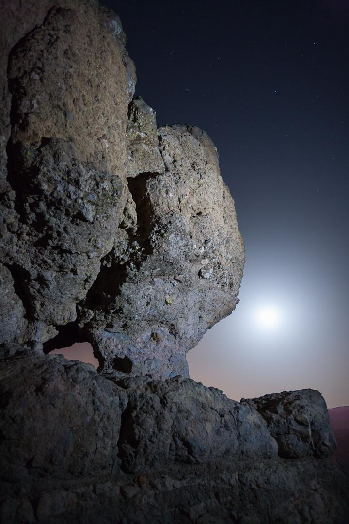 Los amantes de piedra